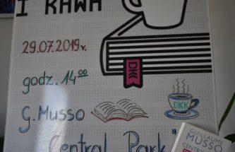 Przejdź do wpisu Wakacyjne spotkanie Dyskusyjnego Klubu Książki dla dorosłych