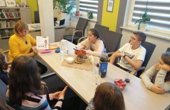 Zdjęcie do wpisu Gdybym był dorosły?, czyli spotkanie DKK dla Dzieci