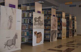 Przejdź do wpisu Koń jaki jest… – wystawa w Gminnej Bibliotece Publicznej w Oleśnie