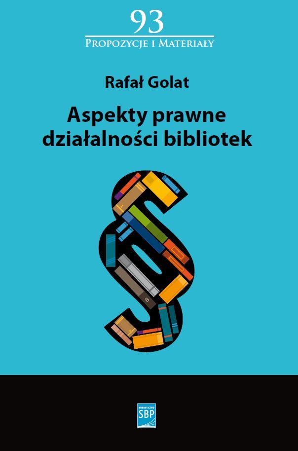 Aspekty prawne działalności bibliotek