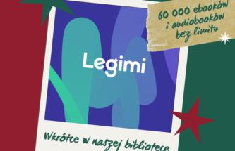 Przejdź do wpisu Legimi ponownie pojawi się w bibliotece