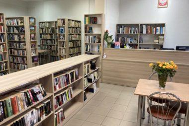 Zdjęcie z galerii Biblioteka Publiczna w Szczucinie w nowym lokalu