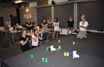 """Zdjęcie do wpisu """"Nowocześni bibliotekarze: kompetentni – otwarci – kreatywni"""" – szóste szkolenie"""
