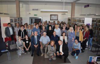 """Przejdź do wpisu """"Wokół słowa"""" – konferencja naukowa poświęcona literackim patronom roku 2021"""